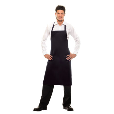 Promotion Bib-Apron - Basic - black - 95x102cm